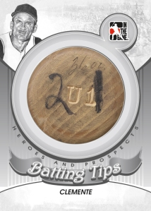 Batting Tips - Clemente