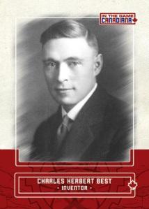 Charles Best - Inventor