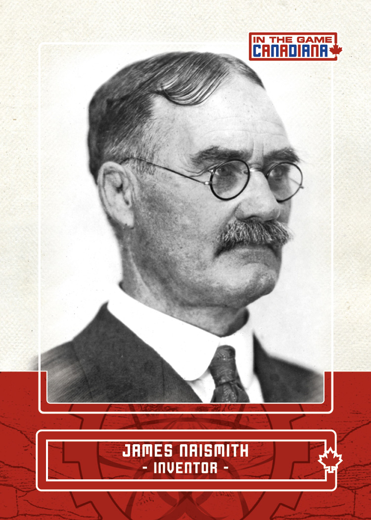 picture of dr james naismith