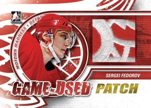 Game-Used Patch