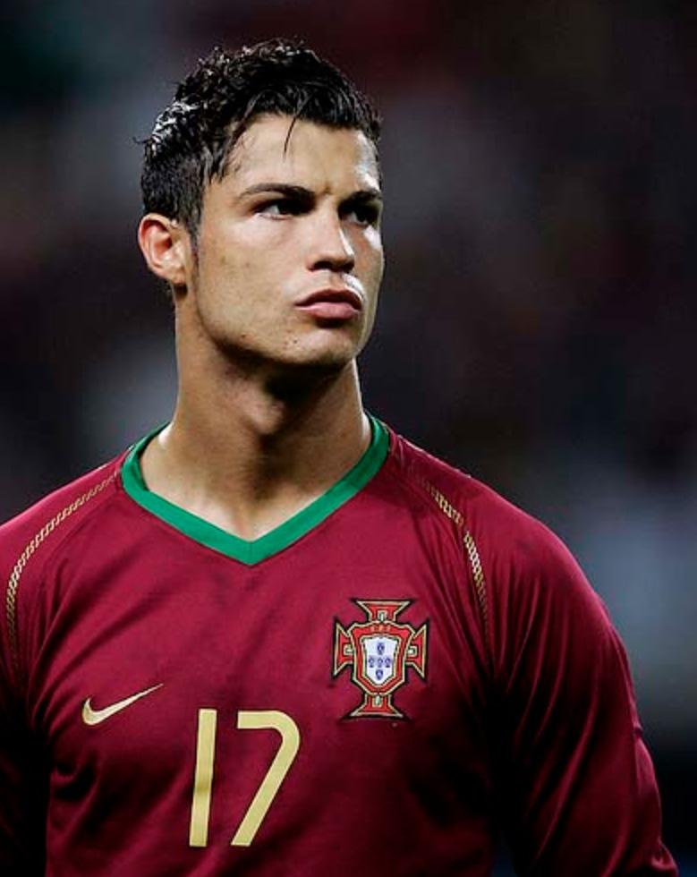 Ronaldo becomes a sportking according to dr price for Cristiano ronaldo