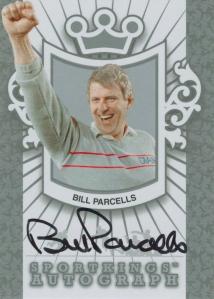 Autograph Parcells
