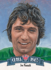 Football Joe Namath