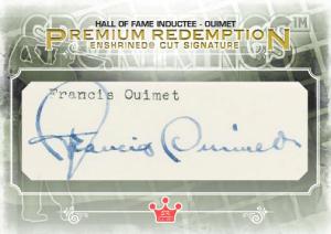Premium Redemption Cut Signatures