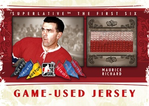 Game-Used Jersey-Richard
