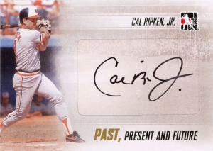 Mock-Up Cal Ripken Jr
