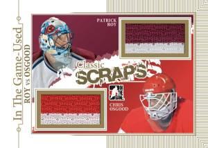 10. Classic Scraps