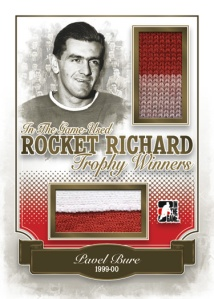 32. Rocket Richard Trophy Winner