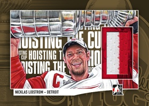 Hoisting The Cup-Lidstrom