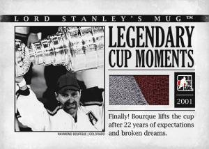 Legendary Cup Moments-Bourque