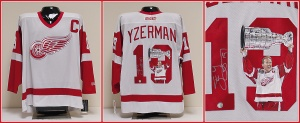 Steve Yzerman A
