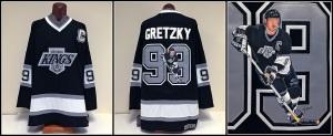 Wayne Gretzky Kings
