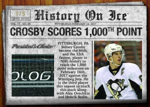 History Crosby